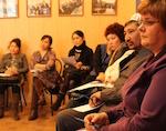 В дискуссионном клубе обсудил роль общественных организаций в оказании социальных услуг