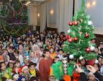 В Горно-Алтайске прошла губернаторская елка