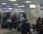 Администрацию горно-алтайского аэропорта обязали устранить неприятный запах в здании аэровокзала