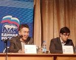 В Горно-Алтайске состоялась конференция «Единой России»
