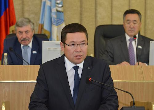 Депутаты согласовали назначение Эжера Ялбакова вице-премьером