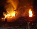 Два ребенка погибли на пожаре в Язуле