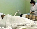 256 человек попали в больницы за новогодние каникулы
