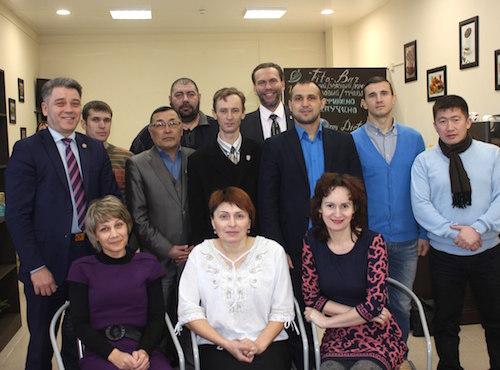 Горный Алтай посетил президент Федерации всестилевого каратэ