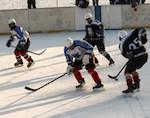 «Майма» победила в первенстве по хоккею