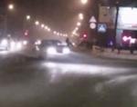В сеть попало видео жуткой аварии, случившейся в районе республиканской больницы
