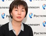 Республиканское подразделение «Ростелекома» возглавила Лариса Имедоева