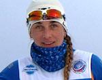 Вера Водолеева стала первой на этапе Кубка России по зимнему полиатлону