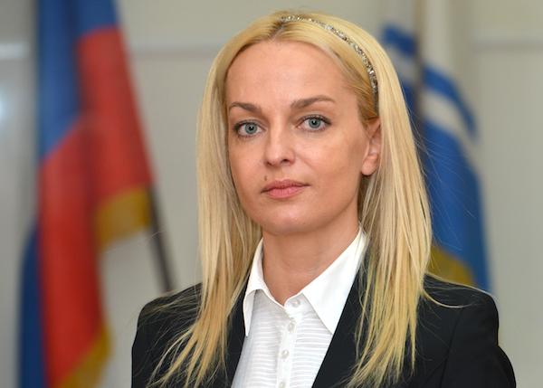 Вице-премьер Республики Алтай Марина Демина