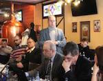 Грипп вынудил участников «Сибирского Давоса» провести форум в ресторане