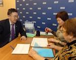 Иван Белеков примет участие в предварительном голосовании