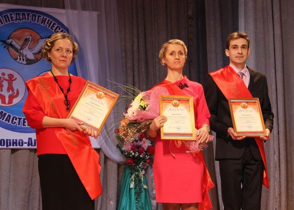 Победители конкурсов недели педагогического мастерства