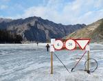 В Республике Алтай открыли три ледовые переправы