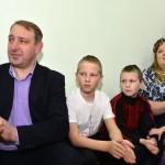 Новый детский сад открыли в Уймене