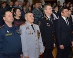 В Горно-Алтайске почтили память погибших на Северном Кавказе