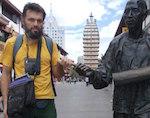 «Вольный» путешественник Антон Кротов посетит Горно-Алтайск