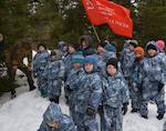 В Горно-Алтайске прошла семейная игра «Зарница»