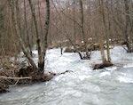 Ранний паводок ожидают в Горно-Алтайске