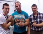 Спортсмен из Республики Алтай завоевал серебряную медаль Первенства России по армспорту