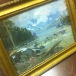 Неизвестная ранее картина Чорос-Гуркина