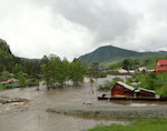 МЧС ожидает осложнения паводковой ситуации уже в середине мая