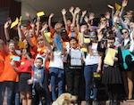 Студенческий экофестиваль прошел в Горно-Алтайске