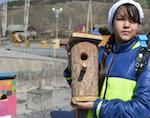 В Горно-Алтайске прошел День встречи птиц