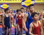 Спортсмены из Республики Алтай завоевали медали международного турнира по греко-римской борьбе