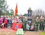 У деревни Холмище, где погибли свыше 50 уроженцев Горного Алтая, установят мемориал
