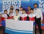 Каратисты из Горного Алтая успешно выступили в Новосибирске