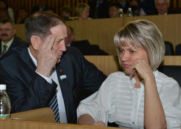 Депутаты рассчитывают на Фемиду