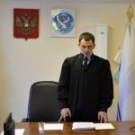 Судья Алексей Кривяков