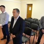 Петр Манышев, Виталий Манышев, Алексей Бекин