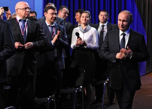Путин похвалил Республику Алтай