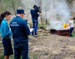 На майских праздниках почти сто человек наказали за нарушение противопожарного режима