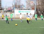 Юные футболисты из Горно-Алтайска вступили в борьбу за путевку в Лондон