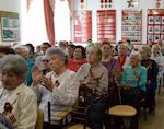 В Горно-Алтайске чествовали детей войны и тружеников тыла