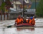 На Алтае возможно ухудшение паводковой ситуации