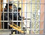 Мужчину приговорили к пяти годам заключения за нападение на сотрудников ГИБДД