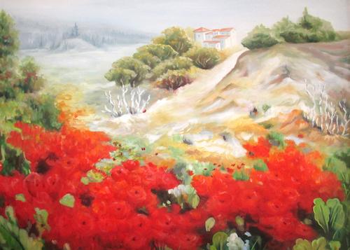 Картина заключенного из Республики Алтай вышла в финал всероссийского конкурса