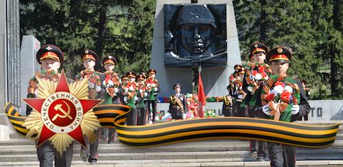 В Республике Алтай отпразднуют День Победы (программа мероприятий)