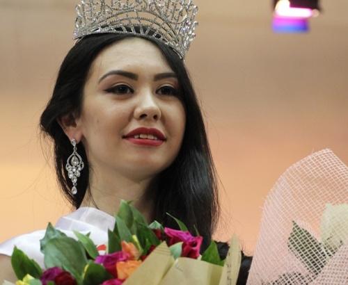 Уроженка Горного Алтая стала самой красивой азиаткой Омска