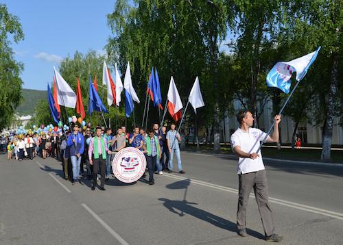 День ГАГУ отпраздновали в Горно-Алтайске