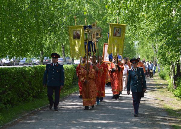 День славянский письменности и культуры отметили в Горно-Алтайске