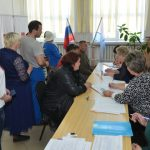 Более 10% избирателей проголосовали на праймериз