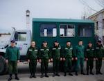 Десантники-пожарные с Горного Алтая отправились тушить лесные пожары в Бурятию