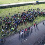 Из Черги стартовал общесибирский велопробег. Фото: «Алтай Экстрим»
