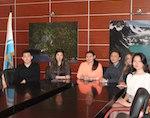 Столичные студенты провели телемост с горно-алтайским выпускниками