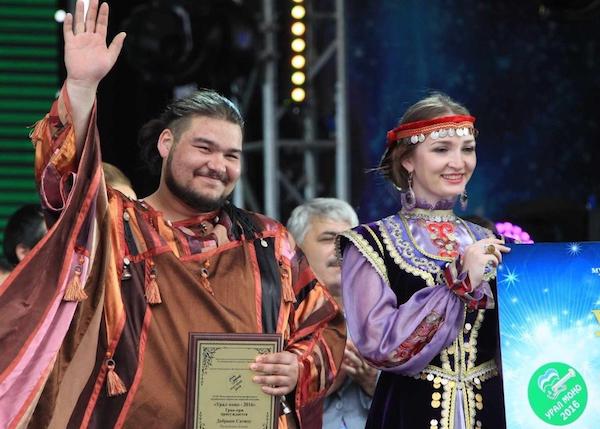 Добрыня Сатин победил в конкурсе тюркской молодежи в Уфе