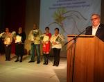 В Турочаке состоялась церемония открытия Года семьи